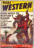 Real Western (1935-1960 Columbia Publications) Pulp Vol. 6 #6