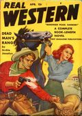 Real Western (1935-1960 Columbia Publications) Pulp Vol. 7 #6