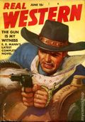 Real Western (1935-1960 Columbia Publications) Pulp Vol. 8 #1