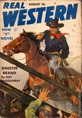 Real Western (1935-1960 Columbia Publications) Pulp Vol. 8 #2