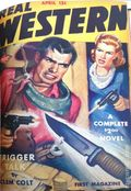 Real Western (1935-1960 Columbia Publications) Pulp Vol. 8 #6