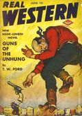 Real Western (1935-1960 Columbia Publications) Pulp Vol. 9 #1