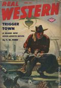 Real Western (1935-1960 Columbia Publications) Pulp Vol. 9 #5