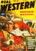 Real Western (1935-1960 Columbia Publications) Pulp Vol. 10 #4