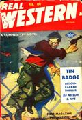 Real Western (1935-1960 Columbia Publications) Pulp Vol. 10 #5