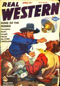 Real Western (1935-1960 Columbia Publications) Pulp Vol. 10 #6