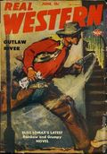 Real Western (1935-1960 Columbia Publications) Pulp Vol. 11 #1
