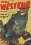 Real Western (1935-1960 Columbia Publications) Pulp Vol. 12 #1