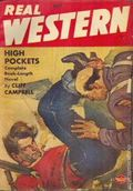 Real Western (1935-1960 Columbia Publications) Pulp Vol. 12 #3
