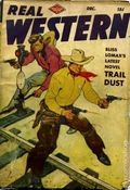 Real Western (1935-1960 Columbia Publications) Pulp Vol. 12 #4