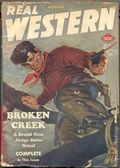 Real Western (1935-1960 Columbia Publications) Pulp Vol. 14 #1
