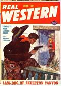 Real Western (1935-1960 Columbia Publications) Pulp Vol. 15 #1