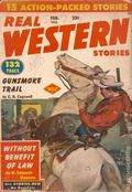 Real Western (1935-1960 Columbia Publications) Pulp Vol. 17 #5