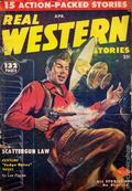 Real Western (1935-1960 Columbia Publications) Pulp Vol. 18 #6
