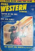 Real Western (1935-1960 Columbia Publications) Pulp Vol. 25 #1