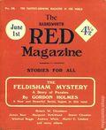 Red Magazine (1908-1939 Amalgamated Press) Pulp 28