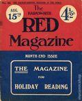 Red Magazine (1908-1939 Amalgamated Press) Pulp 33