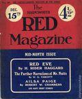 Red Magazine (1908-1939 Amalgamated Press) Pulp 41