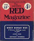 Red Magazine (1908-1939 Amalgamated Press) Pulp 49