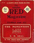 Red Magazine (1908-1939 Amalgamated Press) Pulp 66