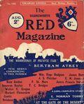 Red Magazine (1908-1939 Amalgamated Press) Pulp 152