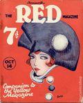 Red Magazine (1908-1939 Amalgamated Press) Pulp 296
