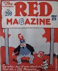 Red Magazine (1908-1939 Amalgamated Press) Pulp 299