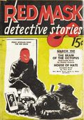 Red Mask Detective Stories (1941 Albing Publications) Pulp Vol. 1 #1