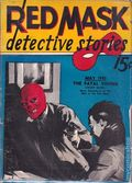 Red Mask Detective Stories (1941 Albing Publications) Pulp Vol. 1 #2