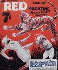 Red Magazine (1908-1939 Amalgamated Press) Pulp 334