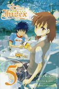 A Certain Magical Index GN (2015- A Yen Press Digest) 5-1ST