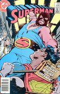 Superman (1939 1st Series) Mark Jewelers 406MJ