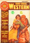 Red Seal Western (1935-1941 Periodical House) Pulp Vol. 1 #1