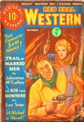 Red Seal Western (1935-1941 Periodical House) Pulp Vol. 1 #2