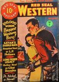 Red Seal Western (1935-1941 Periodical House) Pulp Vol. 1 #4