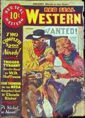 Red Seal Western (1935-1941 Periodical House) Pulp Vol. 2 #1
