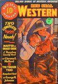 Red Seal Western (1935-1941 Periodical House) Pulp Vol. 2 #3