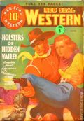 Red Seal Western (1935-1941 Periodical House) Pulp Vol. 3 #2