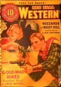 Red Seal Western (1935-1941 Periodical House) Pulp Vol. 3 #3