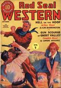 Red Seal Western (1935-1941 Periodical House) Pulp Vol. 4 #1