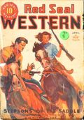 Red Seal Western (1935-1941 Periodical House) Pulp Vol. 5 #1