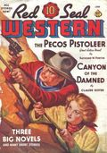 Red Seal Western (1935-1941 Periodical House) Pulp Vol. 8 #1