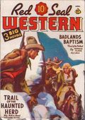 Red Seal Western (1935-1941 Periodical House) Pulp Vol. 9 #2