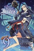 A Certain Magical Index GN (2015- A Yen Press Digest) 9-1ST