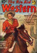 Rio Kid Western (1939-1953 Standard) Pulp Vol. 1 #1