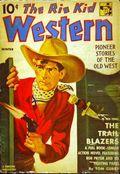 Rio Kid Western (1939-1953 Standard) Pulp Vol. 1 #2