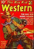 Rio Kid Western (1939-1953 Standard) Pulp Vol. 2 #1