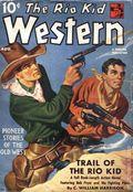 Rio Kid Western (1939-1953 Standard) Pulp Vol. 2 #2