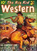Rio Kid Western (1939-1953 Standard) Pulp Vol. 2 #3