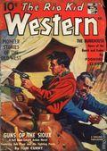Rio Kid Western (1939-1953 Standard) Pulp Vol. 3 #1